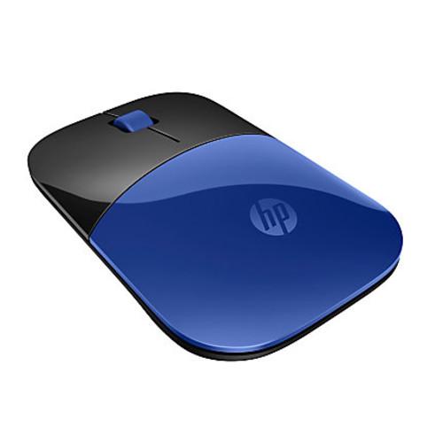 HP Z3700 Wireless Mouse, Dragonfly Blue/Black