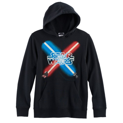 Boys 8-20 Star Wars Saber Duel Hoodie