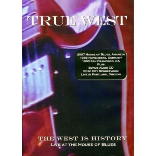 The West Is History: Live at the House of Blues [DVD]