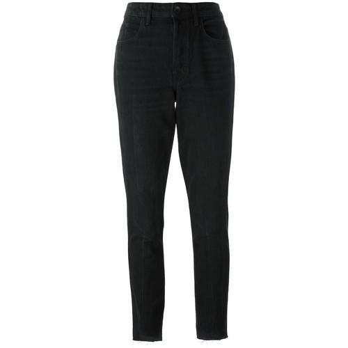 HELMUT LANG Slim-Fit Cropped Jeans