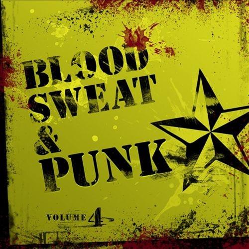Blood, Sweat & Punk, Vol. 4 [CD]