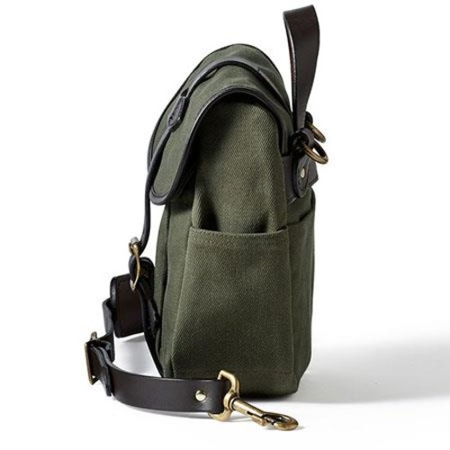 Filson Twill Small Field Bag, Otter Green 70230-OT