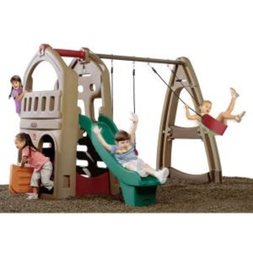 Step2 Climber and Swing Set