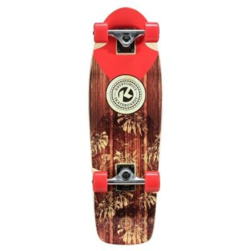 Kryptonics 28 in. Solid-In Lay Cruiser Complete Skateboard