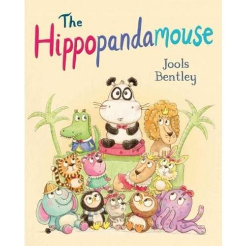 Hippopandamouse (Hardcover) (Jools Bentley)