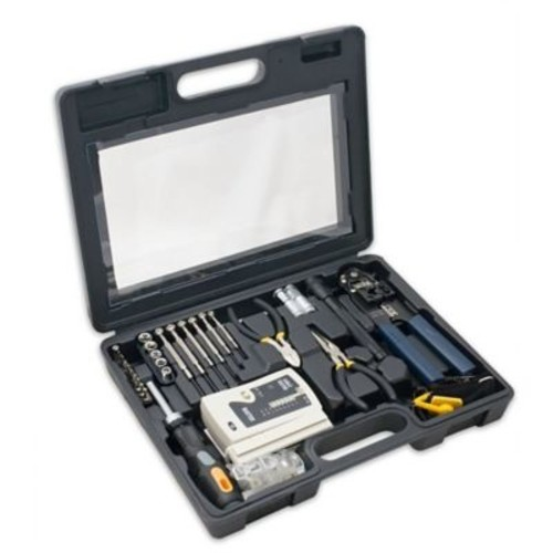 Syba 50 Pieces Computer and Networking Tool Kit