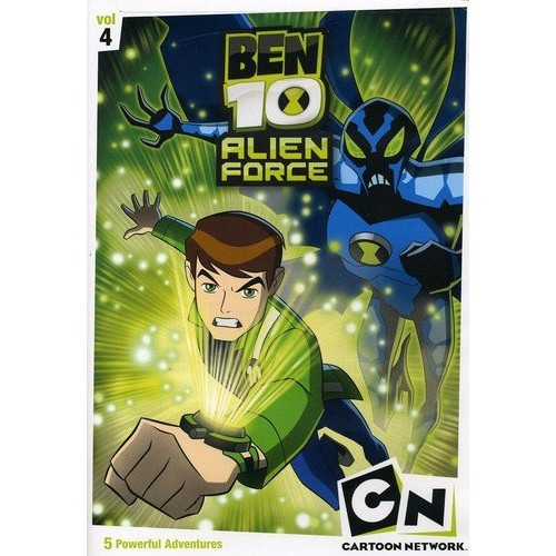 Cartoon Network: Classic Ben 10 Alien Force: Volume Four