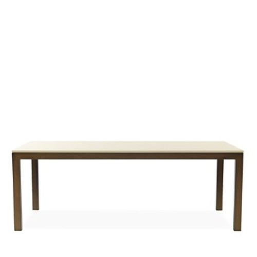 Classic Parsons Large Dining Table