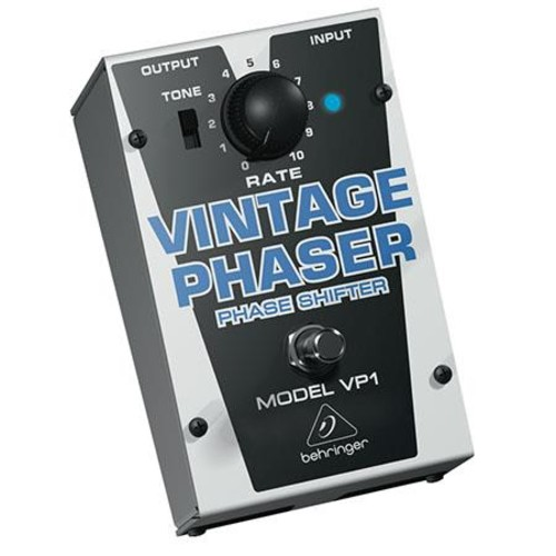 Behringer VP1 Authentic Vintage-Style Phase Shifter VP1/B