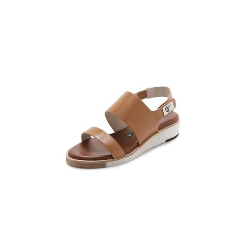 Moderna Two Band Sandals