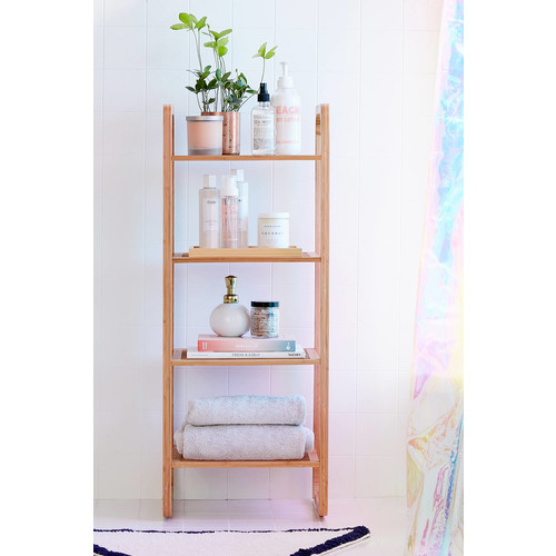 Bamboo Tiered Shelf [REGULAR]