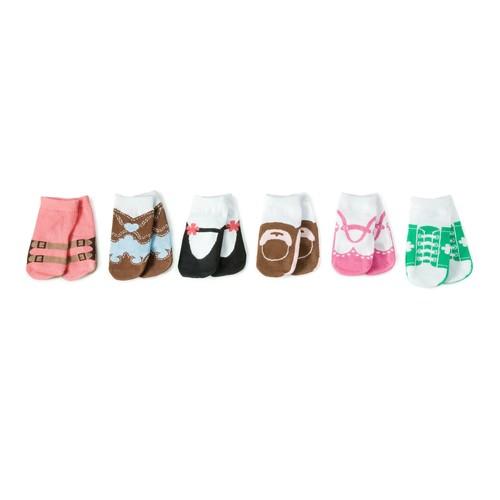Infant Shoe Socks for Girls