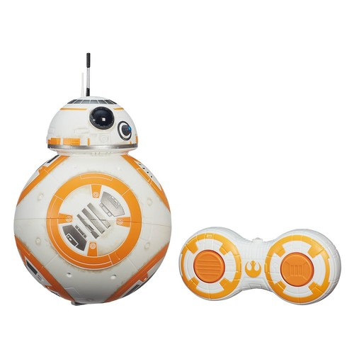 Star Wars The Force Awakens Remote Control Action Figure - BB-8