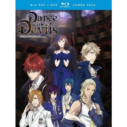 Dance with Devils: The Complete Series [Blu-ray] [4 Discs]