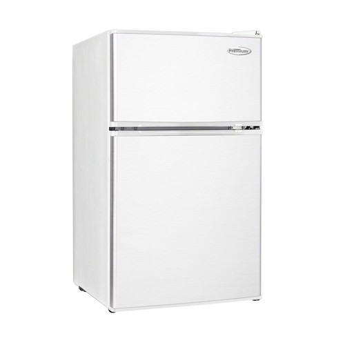 PREMIUM 3.1 cu. ft. Mini Refrigerator in White