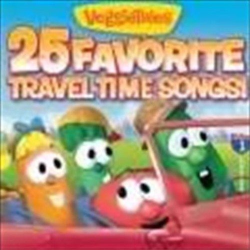 Big Idea Productions Disc Veggie Tales 25 Favorite Travel Time Songs(ANCRD35574)