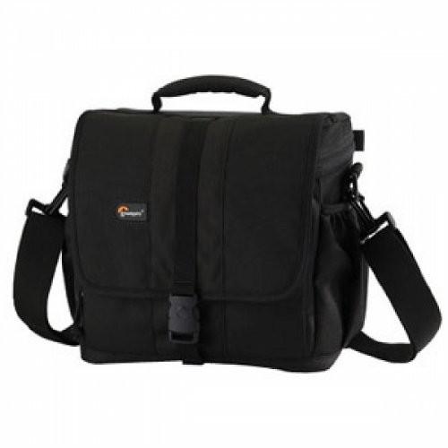 Lowepro Adventura 170 Camera Shoulder Bag for DSLR or Camcorder [Adventura 170 (Black)]
