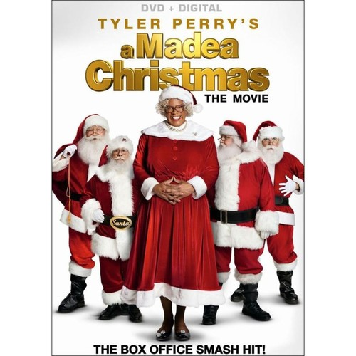 Tyler Perry's A Madea Christmas [Includes Digital Copy] [DVD] [2013]