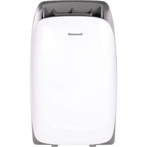 Honeywell - 12,000 BTU Portable Air Conditioner - Gray/White