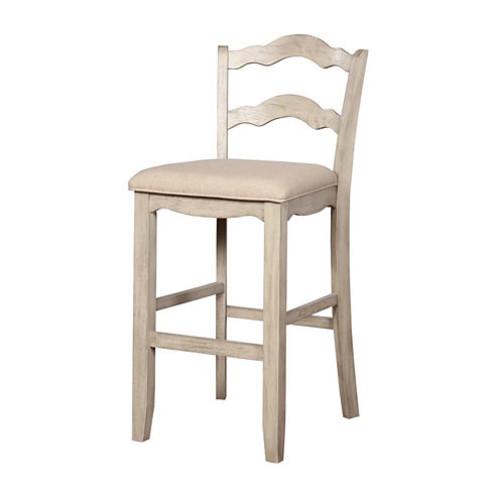 May Upholstered Bar Stool