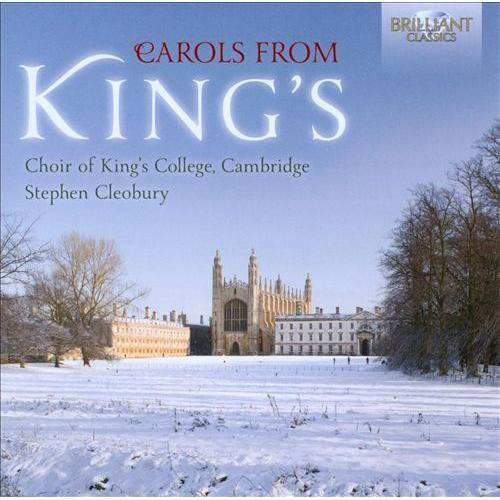 Carols From King's CD (2012)