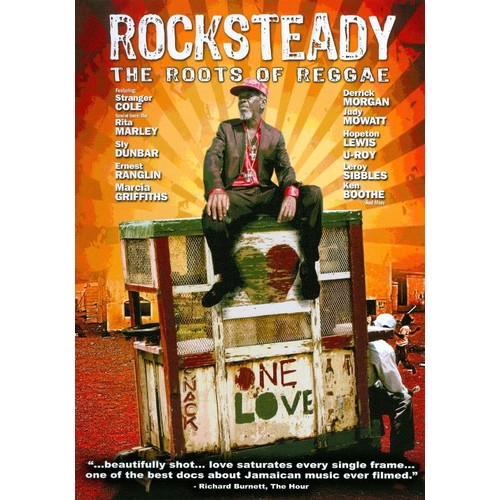 Rocksteady: The Roots of Reggae [DVD] [2009]