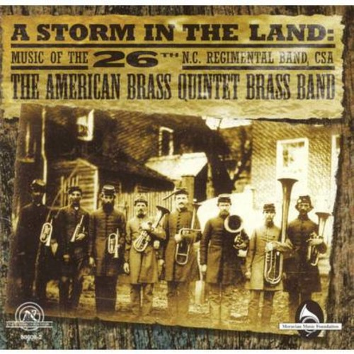 Storm In The Land Music Of The 26th CD (2002)