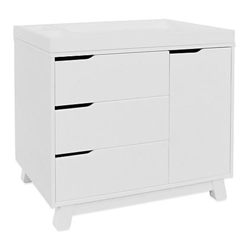 BabylettoHudson 3-Drawer Changer Dresser in White