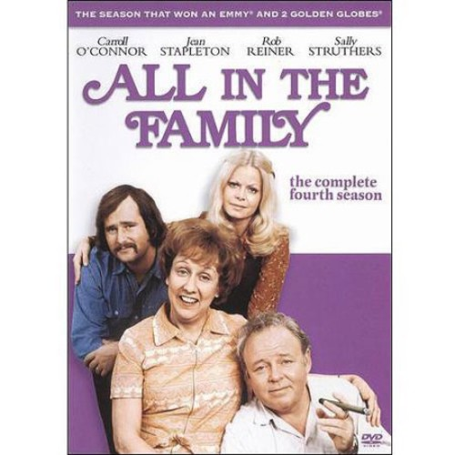 All In The Family: The Complete Fourth Season (Full Frame)