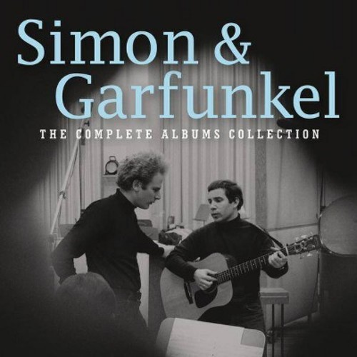 SIMON & GARFUNKEL - COMPLETE ALBUMS COLLECTION