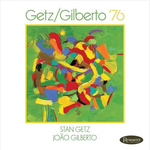 Getz/Gilberto '76 [CD]