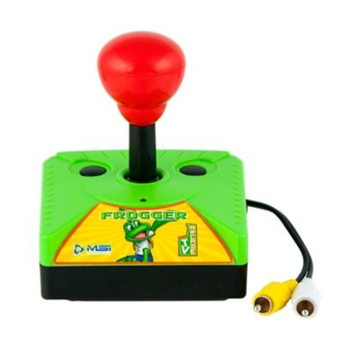 Frogger Plug and Play Classic Arcade Game