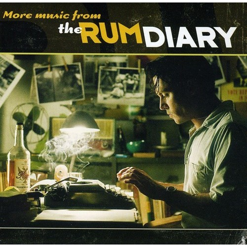More Music From the Rum Diary [CD]