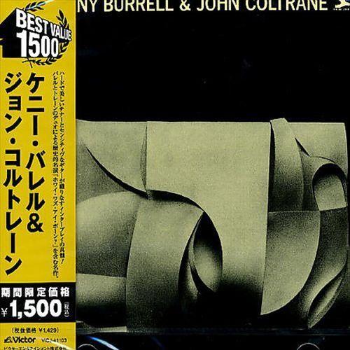 Kenny Burrell & John Coltrane [CD]
