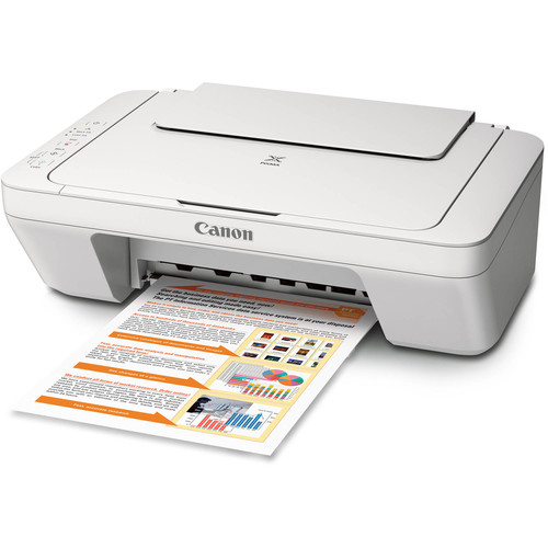 Canon PIXMA MG2520 Inkjet All-in-One Printer