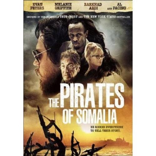 Pirates Of Somalia (DVD)