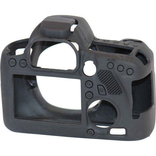 Silicone Protection Cover for Canon EOS 6D (Black)