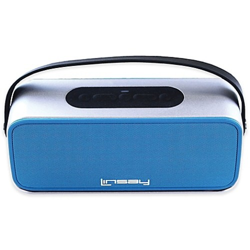 Linsay High End Bluetooth Speaker in Blue