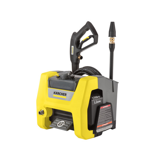 Karcher Cube 1,700psi Portable Compact Pressure Washer
