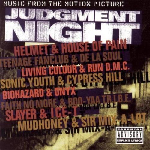 Various - Judgment night (Ost) [Explicit Lyrics] (CD)