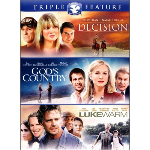 Decision/God's Country/Lukewarm [2 Discs] [DVD]