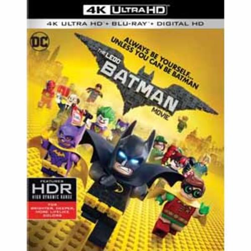 Lego Batman Movie [Import] [4K UHD] [Blu-Ray] [Digital HD]