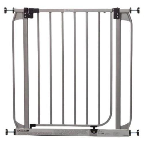 Dreambaby Dawson 28-32 inch Stay Open Auto Close Security Gate - Silver