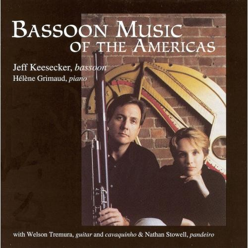 Bassoon Music Of The Americas CD (2002)