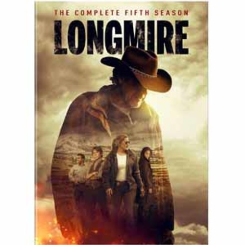Longmire: The Complete Fifth Season [DVD]