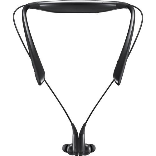 Samsung - Level U Pro Active Noise Cancelling Wireless Headphones - Black