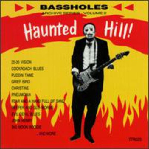 Haunted Hill [CD]