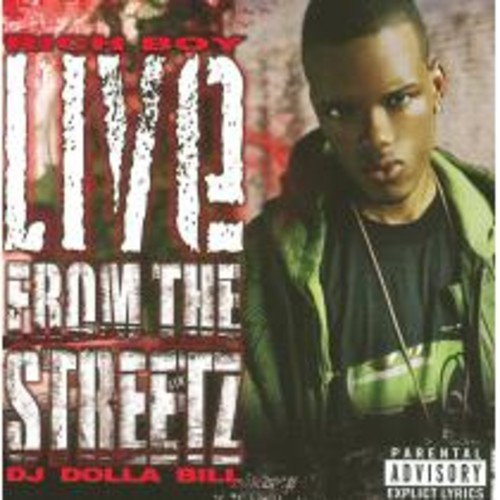 Live from the Streets [CD] [PA]