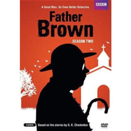 Father Brown: Season Two (3 Discs) (dvd_video)