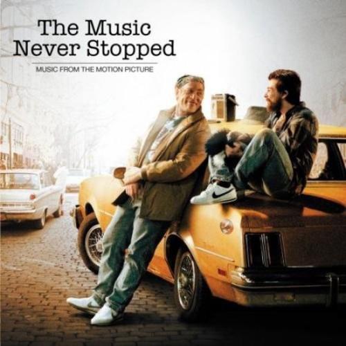 Music Never Stopped [CD]